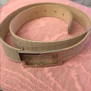 Vintage ESCADA belt